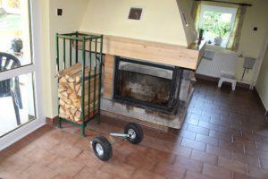 přednosti palivového dřeva