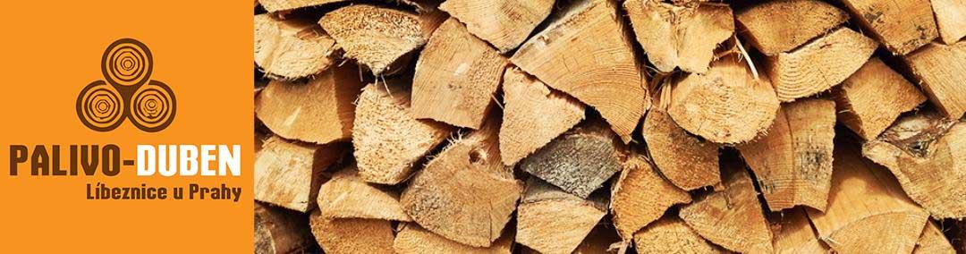 Palivové dřevo | Palivo-Duben Logo